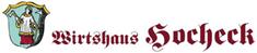 Logo Wirtshaus Hocheck
